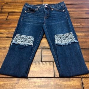 LOFT Made and Loved Modern Skinny Jeans 27/4